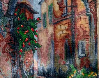 Cross stitch pictures