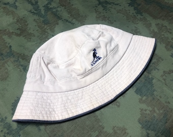 Vintage 90s Kangol Bucket Hat size M deca3d91a034