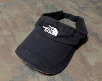 Vintage 90s The North Face Visor Hat ADJ 836998b5ece2