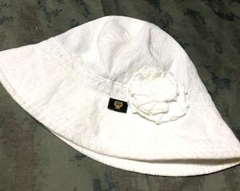 932f07c5a5689 Vintage MCM Bucket Hat size M 50cm