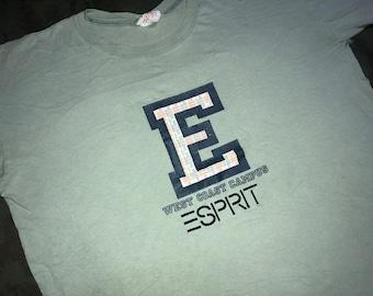 170c608df6923 90s esprit shirt   Etsy
