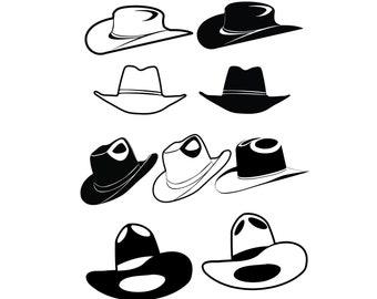 9cb13b7c03017 Cowboy hat svg