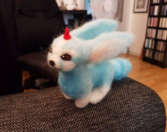 Final Fantasy XV Carbuncle Commission