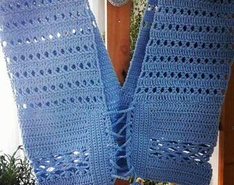 Top Crochet Butterfly