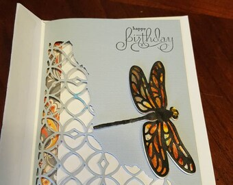 Happy Birthday Dragonfly