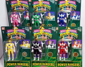 POWER RANGERS Mighty Morphin SERIE 1 il Ranger LOYAL SUBJECTS Rosa