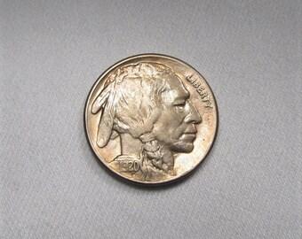 1920s buffalo nickel | Etsy