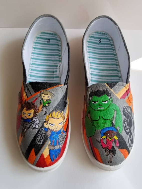 Avengers Infinity War Team Up Custom