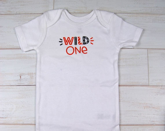 "G Tube Bodysuit ""Wild One"" , Adapted to Order"