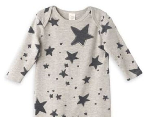 Star Romper Playsuit Size 3-6 Months