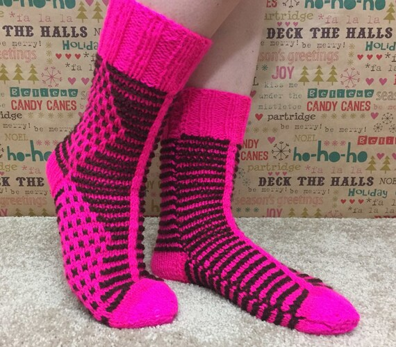 Women Socks Mid-Calf Christmas Candle Gold Lights Winter Warmth Inspiring For Festive