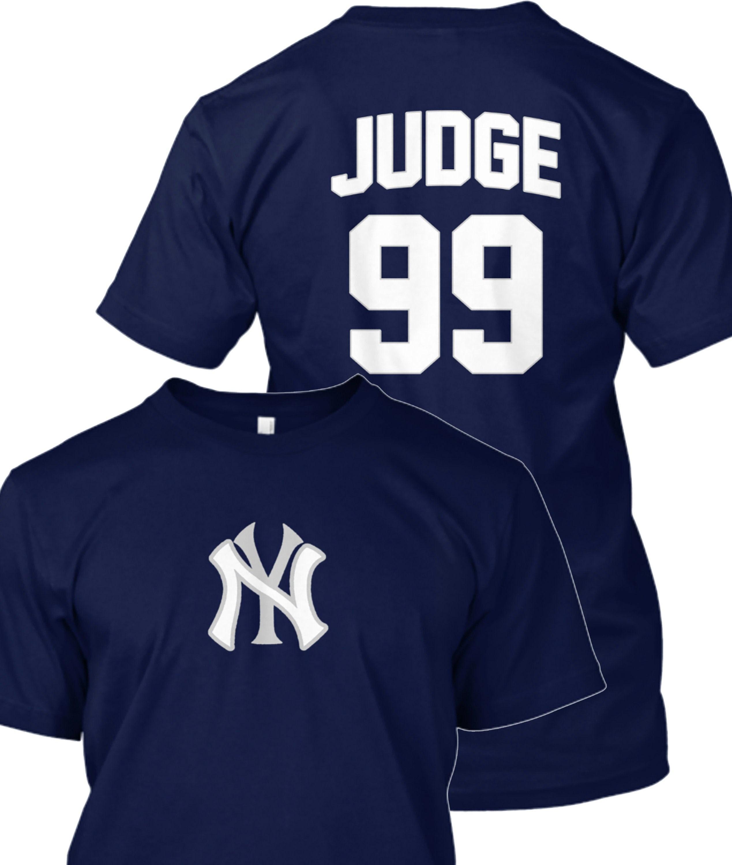 low priced ad7b2 131ef Aaron Judge Shirt - Yankees Aaron Judge T-Shirt - Yankees Shirt - Yankees  Tshirt