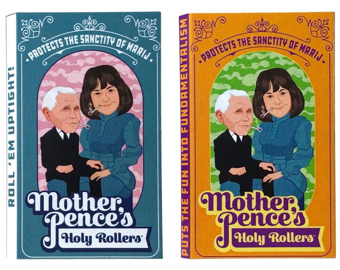 Featured listing image: Mother Pence's Holy Rollers