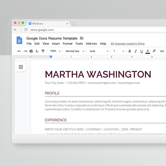 Google Docs Resume Template. Simple resume template google docs and on 1 page cv, 2 page resume format, 1 page curriculum vitae, 1 page qualifications, 1 page presentation, 3 page resume format,