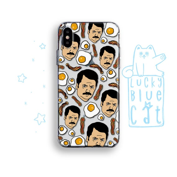 0dd80e42498 Parks and Recreation Phone Case Ron Swanson iPhone XR X XS Max Case parks  and rec iPhone 8 7 6 6s Plus Case Ron Swanson iPhone 5 5S SE Case
