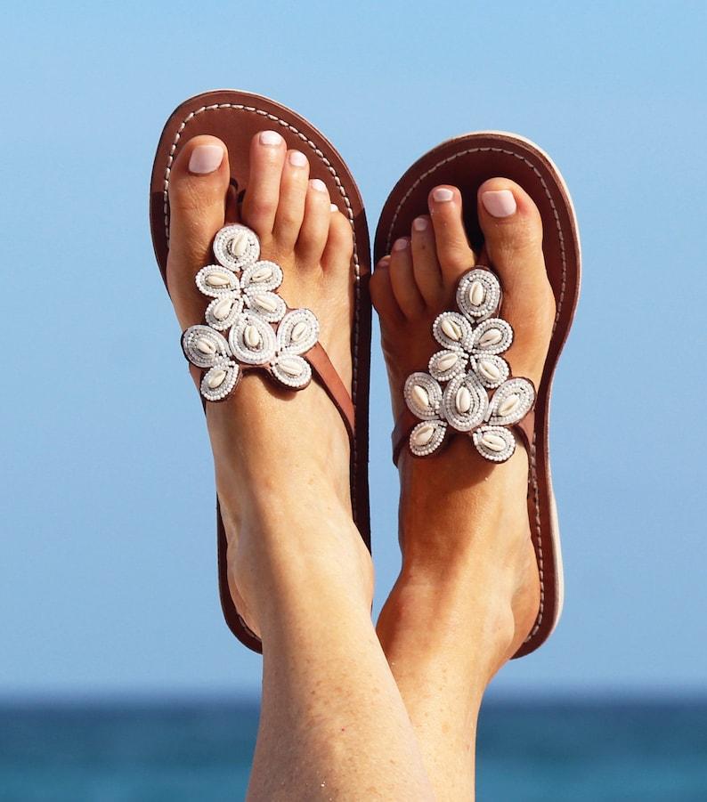 d91beddff2410e Sandales de Californie femmes Flip flop sandales talon | Etsy