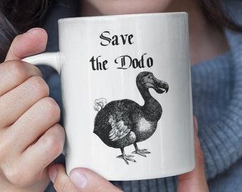 dad85dd6fd Save the dodo coffee mug