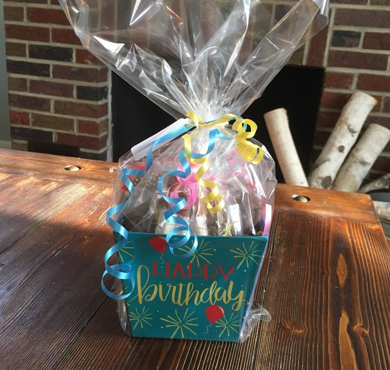 Chocolate Birthday Gift Baskets Gifts