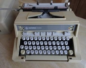 Hermes 3000, Swiss typewriter in the early 70s