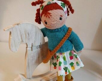 Uncinetto Vestiti Per Bambole Etsy