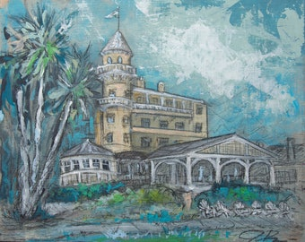 Jekyll Island Club Resort (print)