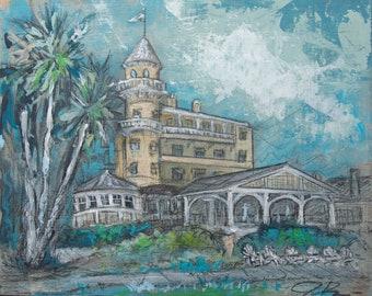 Jekyll Island Club Resort (print)