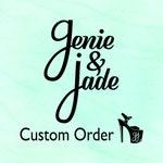Custom Order for Jaclyn