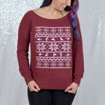 Pole Dancer Winter Sweaters - Round 1 / Pole Dance Shirt / Christmas Holiday Ugly Sweater / Gift for Her