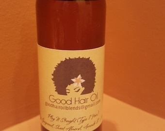 Good Hair Oil- Play It Straight