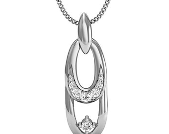 DIAMOND SILVER PENDANTS