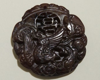 Chinese Carved Jade Etsy