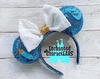 Kida Ears Atlantis Ears Custom Minnie Ears Disney Ears