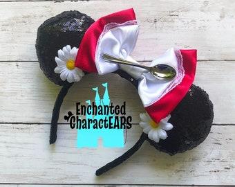 Mary Poppins Ears Custom Minnie Ears Disney Ears