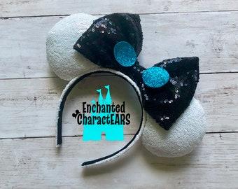EVE Ears WALL-E Ears Custom Minnie Ears Disney Ears