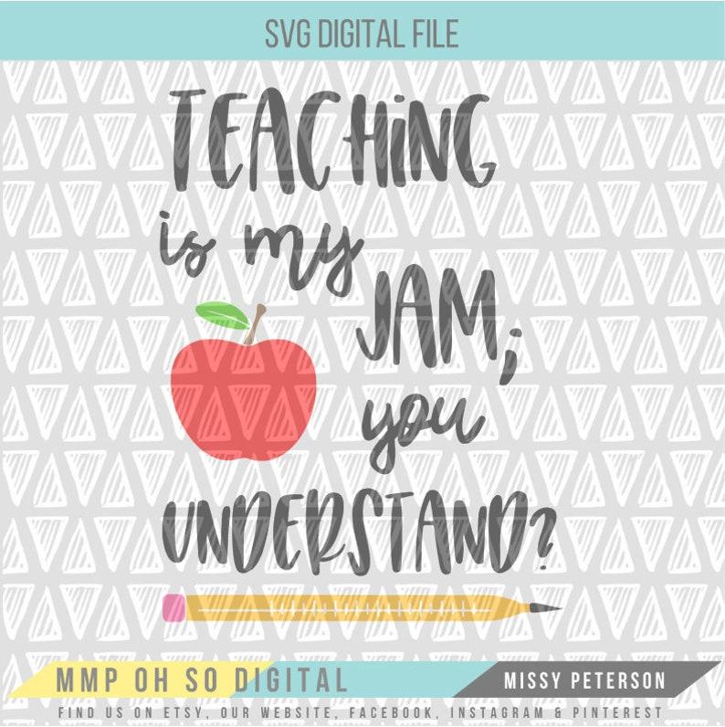Zitat Von Lehrer Svg Svg Unterricht Lehre Ist Meine Marmelade Lehrer Svg Datei Lehrer Design Lehren Svg Svg Geschenke Für Lehrer Für Cricut