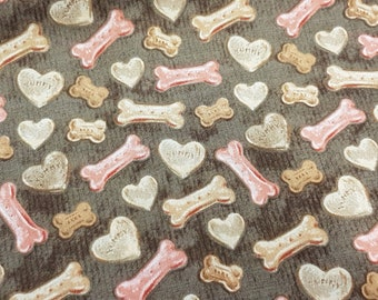 dogs dog treats by novelty prints designed in hudson ohio exclusively for joann fabric and craft stores