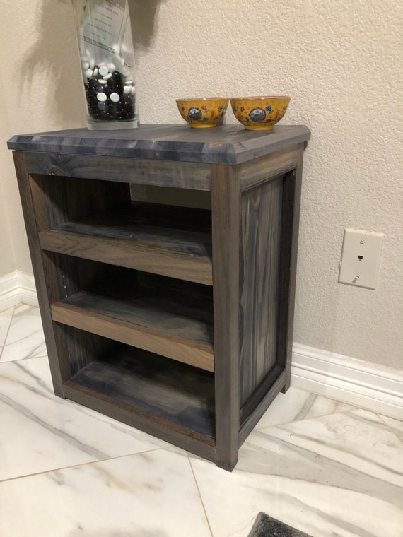 Merveilleux Rustic Shoe Storage Bench/shoe Storage Cabinet/ Entryway Shoe | Etsy