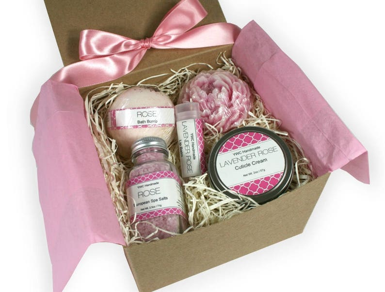 Lost Garden Spa Gift Set Mom Gardener New
