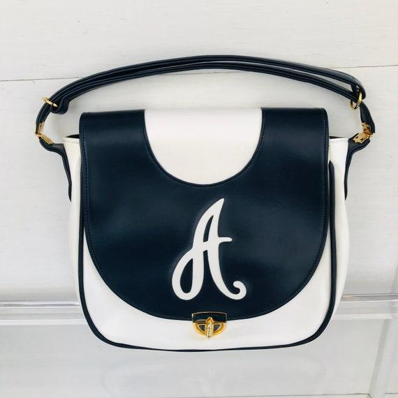 Monogram Saddle Bag