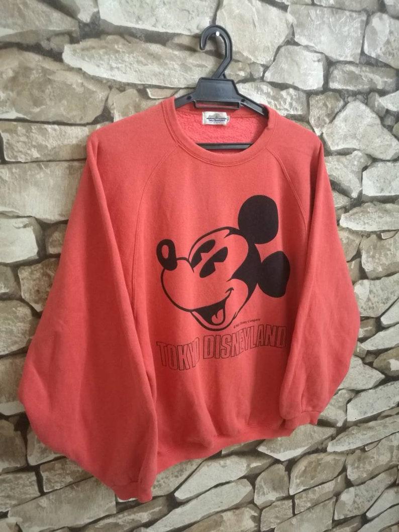 RARE! Vintage Mickey Tokyo Disneyland