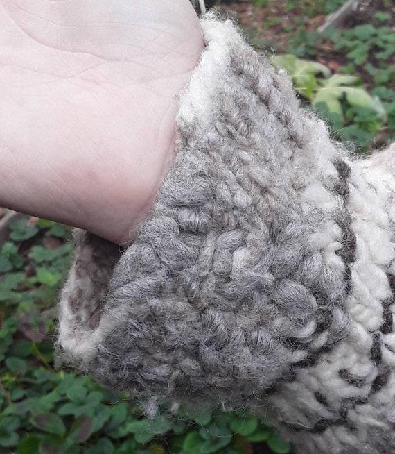 Classic Cowichan sweater