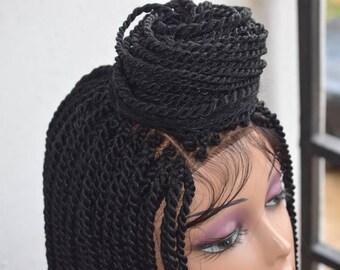Unique Braided Wigs