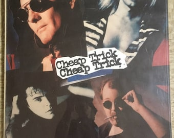 CHEAP TRICK The Doctor Collage Store Display Promo Poster