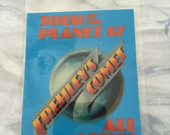 Frehley's Comet Laminated Backstage pass