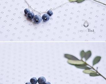 """Suspension bracket """"Blueberry"""""""