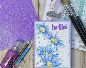 Hello Daisies Card