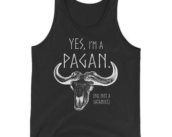 YES, I'm a Pagan!