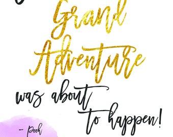Grand Adventure - Digital Download