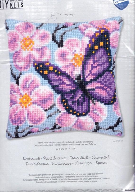 Tres manos Cross Stitch Kit