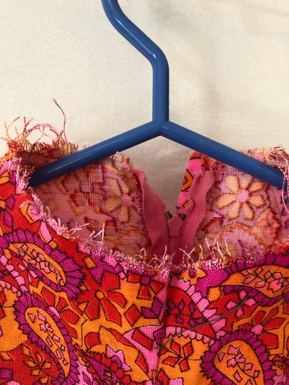 Vintage , Women's Dress, Vintage Dress, Psychedel… - image 7